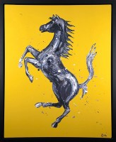 paul-oz---rampante-cavallo-yellow
