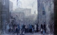 lowry-outside-the-mill-unframed